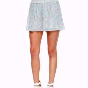 Joie 100% Silk  Aeidra Shorts